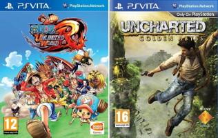 2 jeux PS Vita d'occasion pour 10€