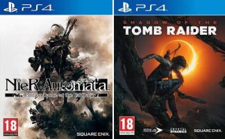 2 jeux PS4 pour 19.99€