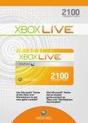 2100 Points Xbox Live