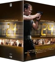 24 Heures Chrono Saisons 1 à 9 + téléfilm Redemption (DVD)
