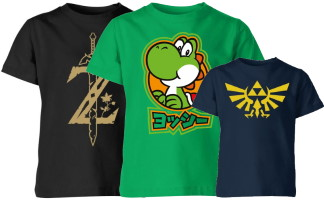 t-shirt Nintendo