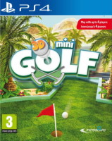 3D Mini Golf (PS4)