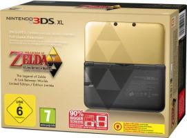 """3DS XL édition limitée """"Zelda : A Link Between Worlds"""""""