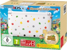"Console 3DS XL édition limitée ""Animal Crossing : New Leaf"""