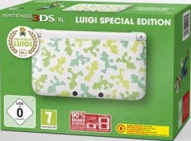 """3DS XL édition limitée """"Luigi"""""""