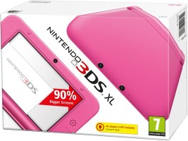 3DS XL Rose