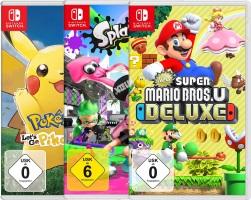 3 jeux Switch pour 111€ + port