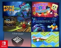 7 Jeux gratuits (Switch)
