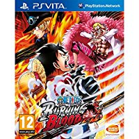 One Piece Burning Blood (PS Vita)