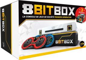 """Boite de jeux de société """"8bit box"""""""