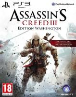 Assassin's Creed III édition Washington (PS3)