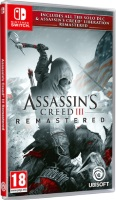 Assassin's Creed III Remastered (Switch)