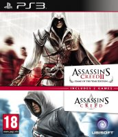 Assassin's Creed + Assassin's Creed II (PS3)