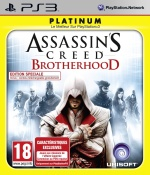 Assassin's Creed: Brotherhood édition spéciale [platinum] (PS3)