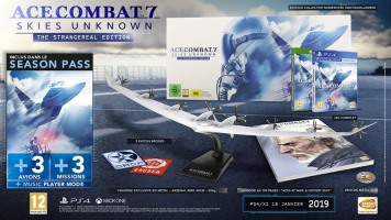 Ace Combat 7 Skies Unknown édition collector