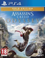 Assassin's Creed Odyssey édition Gold (PS4)