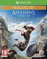 Assassin's Creed Odyssey édition Gold (Xbox One)