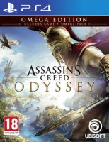 Assassin's Creed Odyssey édition Omega (PS4)