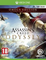 Assassin's Creed Odyssey édition Gold édition Omega (Xbox One)