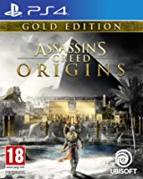 Assassin's Creed: Origins édition Gold (PS4)