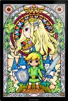 Affiche métallique Zelda