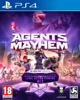 Agents of Mayhem édition Day One (PS4)