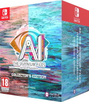 AI The Somnium Files nirvanA Initiative édition collector (Switch)