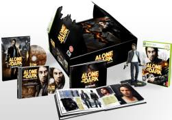 Alone In The Dark édition collector (xbox 360)