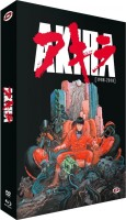 Akira édition collector 30e anniversaire (blu-ray, DVD)