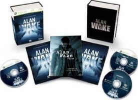 Alan Wake édition collector (Xbox 360)