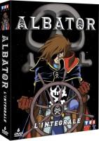 Intégrale Albator (DVD)