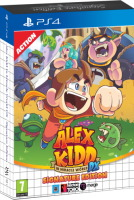 Alex Kid in Miracle World DX édition Signature (PS4)