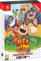 Alex Kid in Miracle World DX édition Signature (Switch)