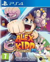 Alex Kid in Miracle World DX (PS4)