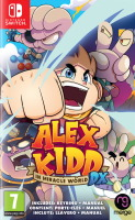 Alex Kid in Miracle World DX (Switch)