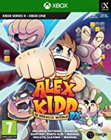 Alex Kid in Miracle World DX (Xbox)