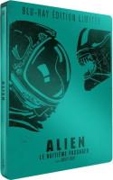 Alien édition steelbook (blu-ray)