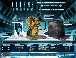 Aliens Colonial Marines édition collector