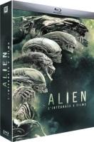 Alien : l'intégrale (blu-ray)