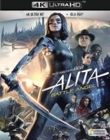 Alita Battle Angel (blu-ray 4k)