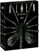 Coffret Alien Anthologie édition collector 6 blu-ray