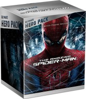The Amazing Spider-Man édition collector avec figurine Lézard (blu-ray)