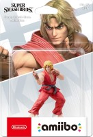 "Amiibo Ken ""Super Smash Bros."""