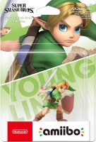 "Amiibo Link Enfant ""Super Smash Bros."""