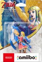 amiibo Zelda avec Célestrier