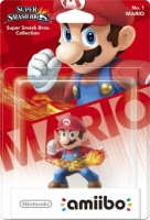 "Amiibo Mario ""Super Smash Bros."""