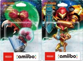 Amiibo Samus et Metroid