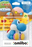 Amiibo Yoshi de laine bleu