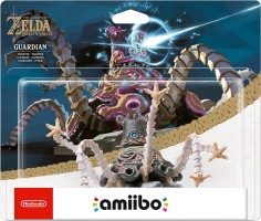 "Amiibo Guardian de Zelda ""Breath of the Wild"""