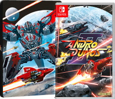 Andro Dunos II édition limitée (Switch)